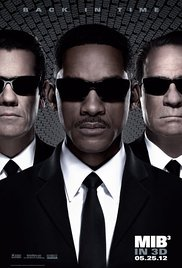 Copy of Men in Black 1, 2, & 3