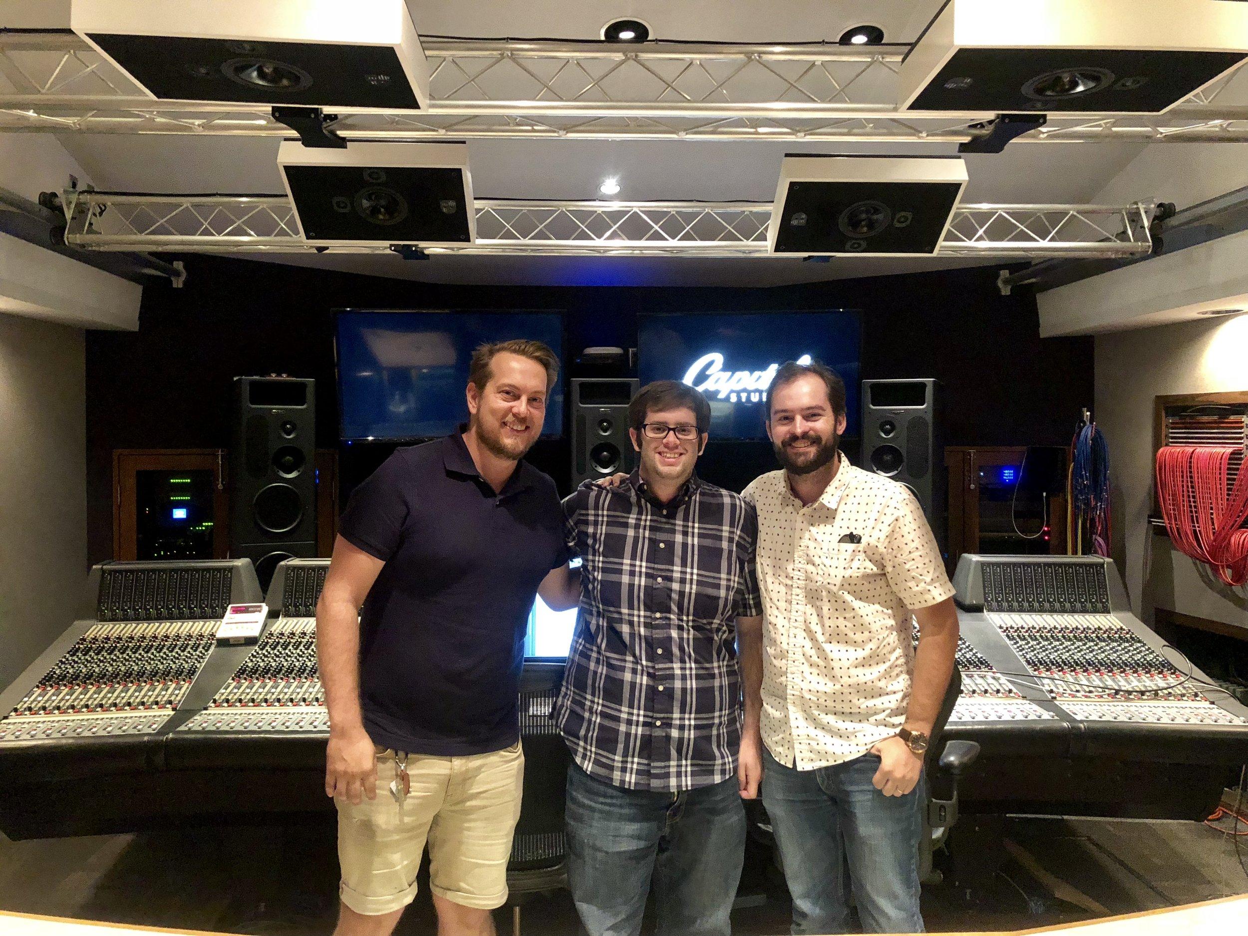 Capitol Studios - Studio C