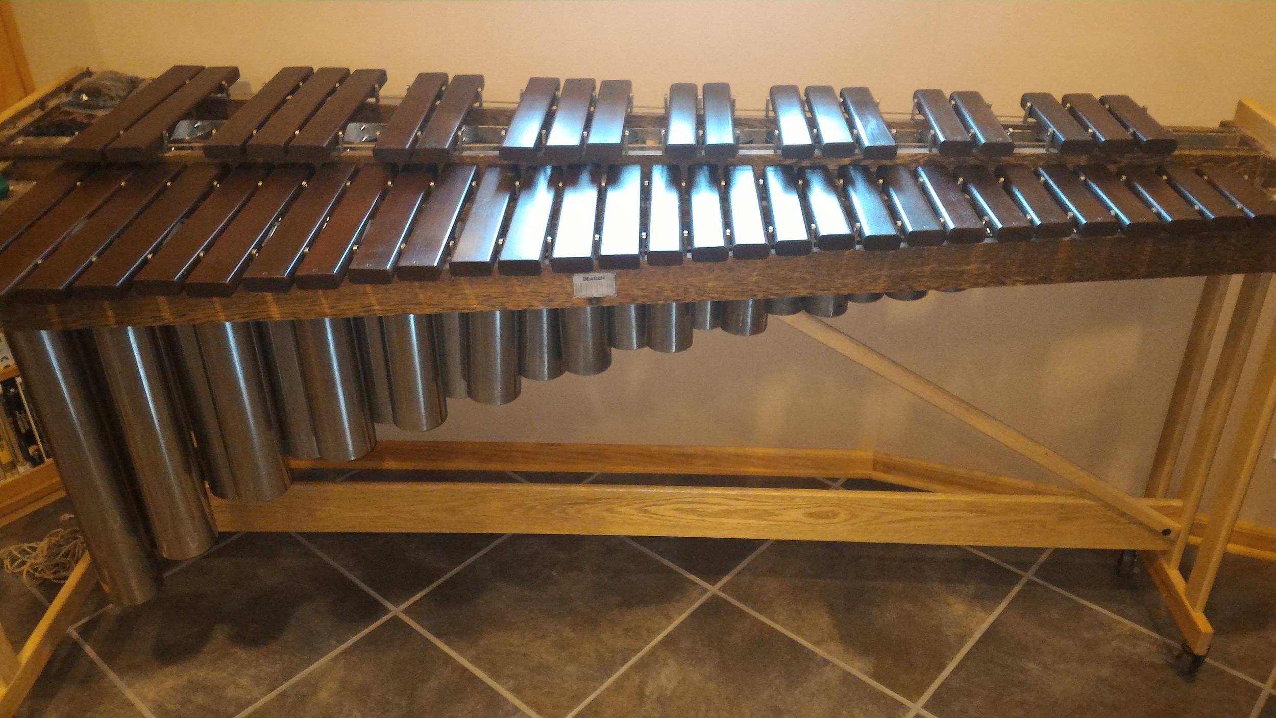Deagan Marimba - After Restoration