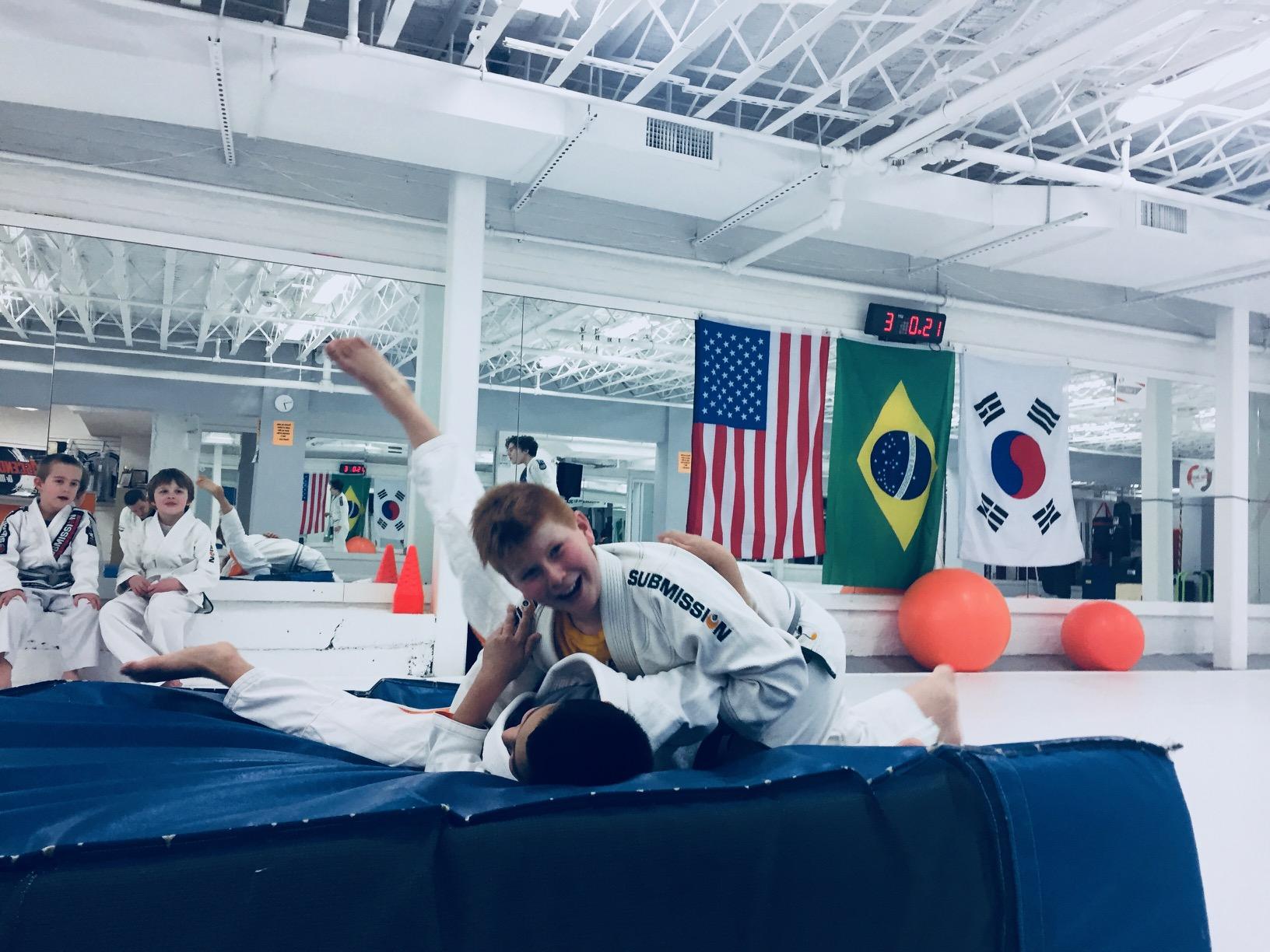 What is Brazilian Jiu-Jitsu? -