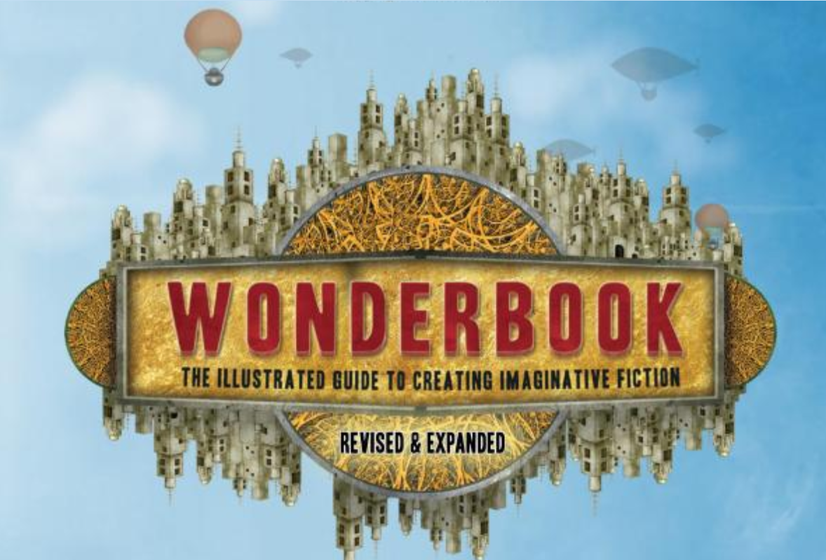"- Essay Let's Find the ""Duck"" on the importance of abstraction in creativity, with exercises, published in Jeff VanderMeer's re-issue of ""Wonderbook"".more…"
