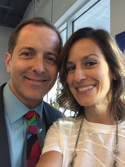 A selfie with the Mayor! Thank you Mayor Jim Diodati for officiating the event and for always having fun! And many thanks to our MP, The Honourable Rob Nicholson, for attending our event and for his kind words.