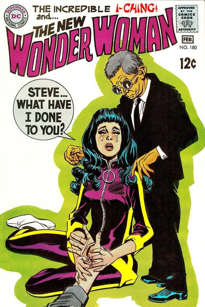 The Mod/Emma Peel Wonder Woman. (C) 2016 DC Comics