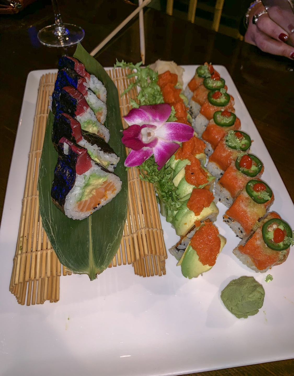 Revealing Our Favorite Sushi Spot Fashionfoodtwins