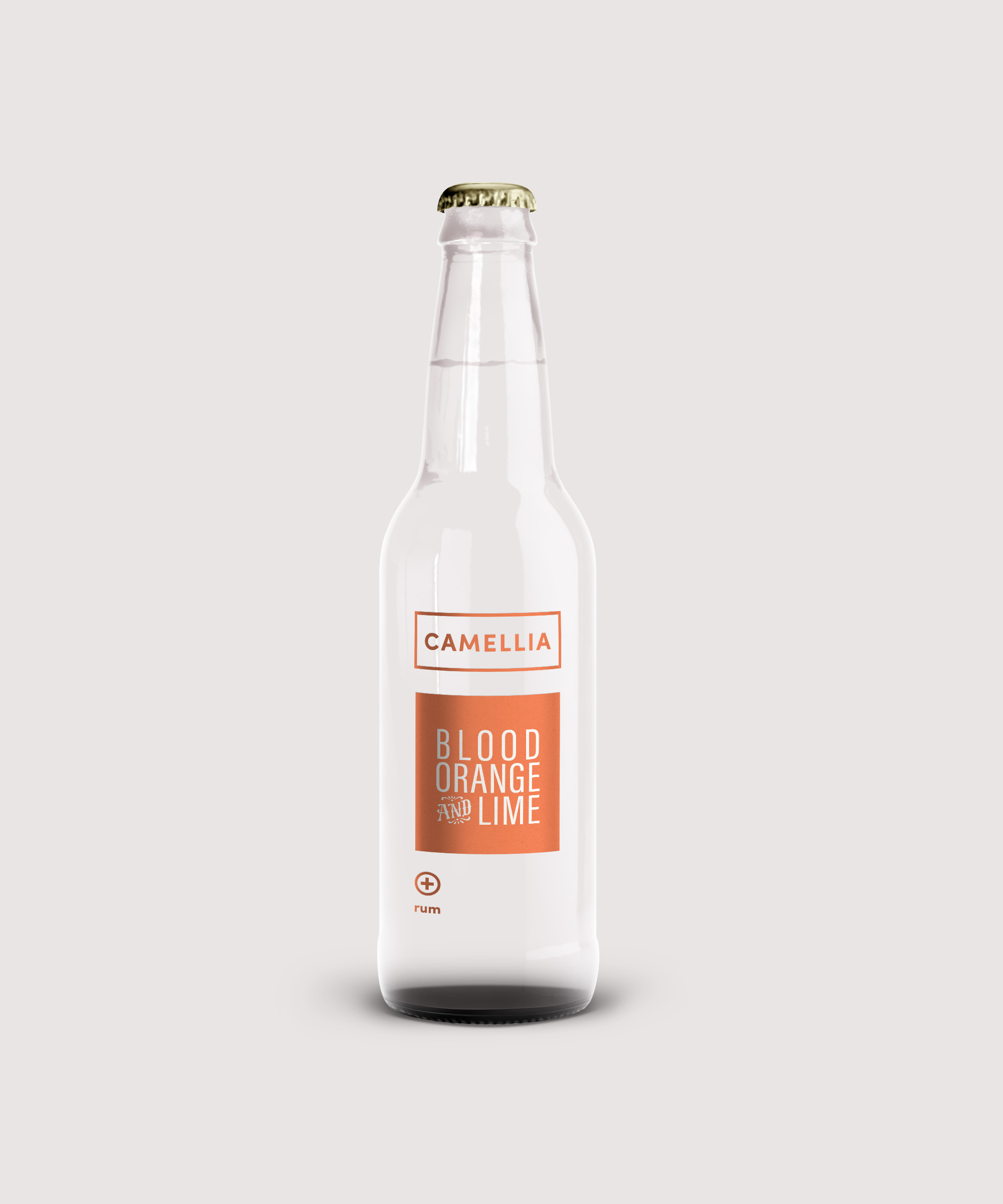 Camellia  is a range of soda brands aimed towards cocktail-lovers, with the specific purpose of being used as mixers for alcoholic spirits.