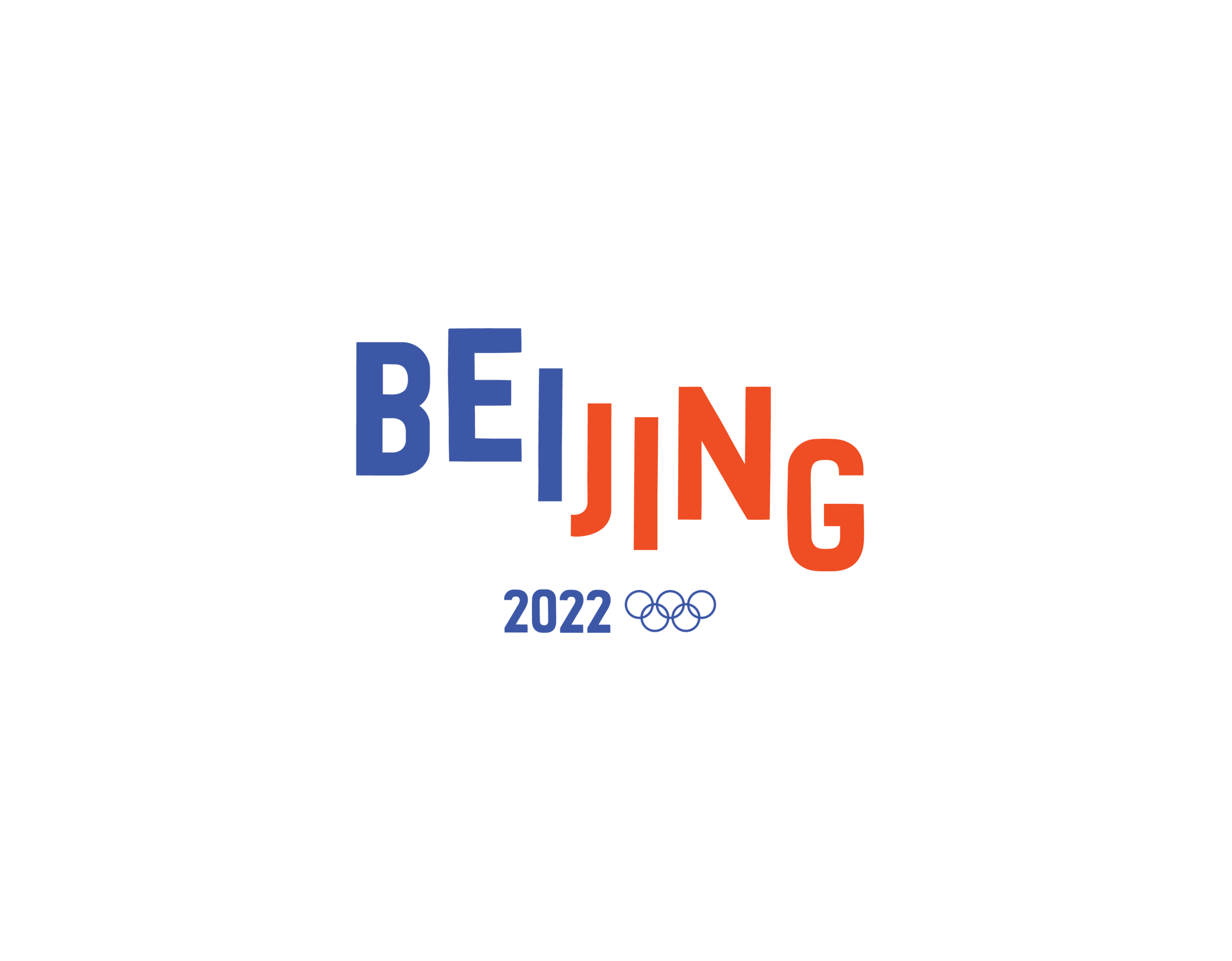 The  Beijing 2022 Winter Olympic  rebrand required a contemporary & fresh outlook to entice a large international crowd to the games.