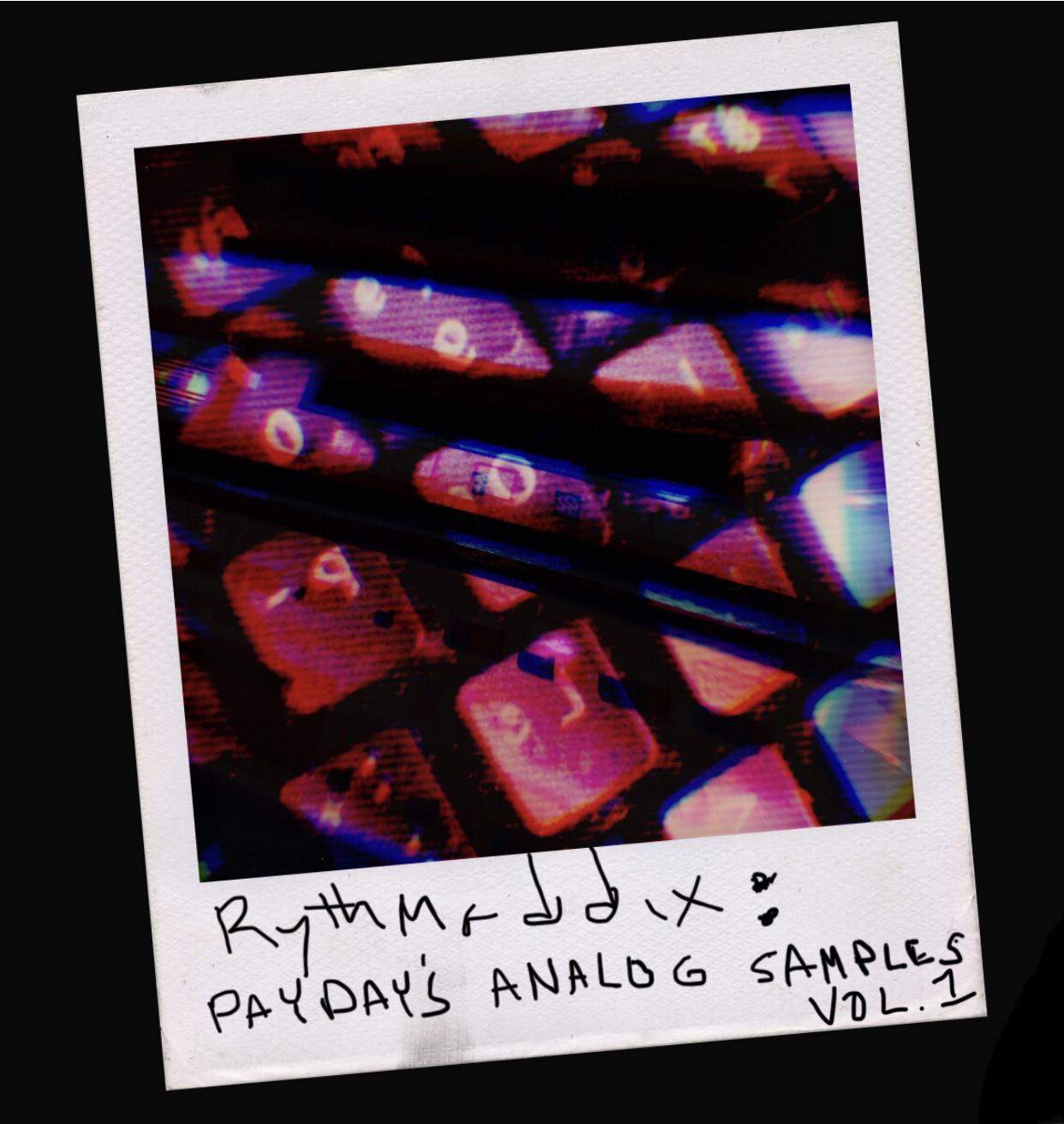 Rhythmaddix Presents DJ Payday's Analog Samples Vol. 1.jpg