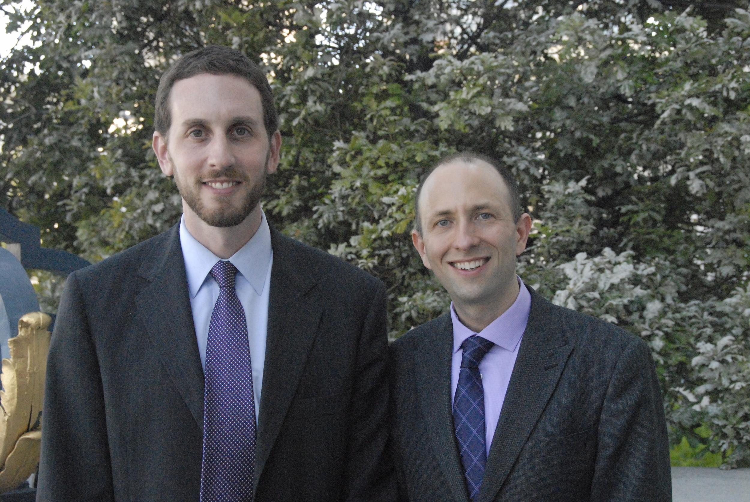 Scott Wiener and Joel Engardio