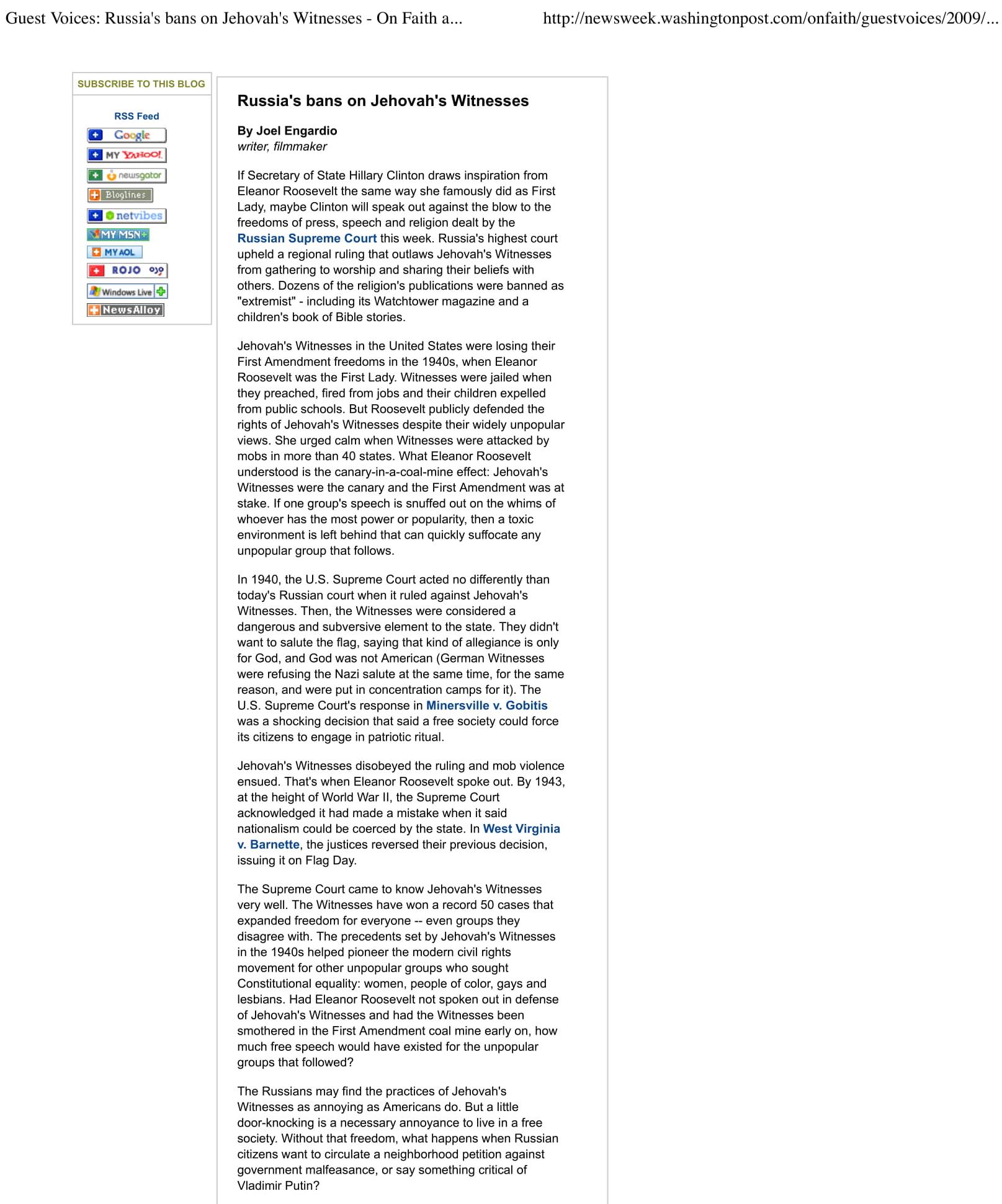WashPost Russia JW Ban Dec10_2009a.jpg