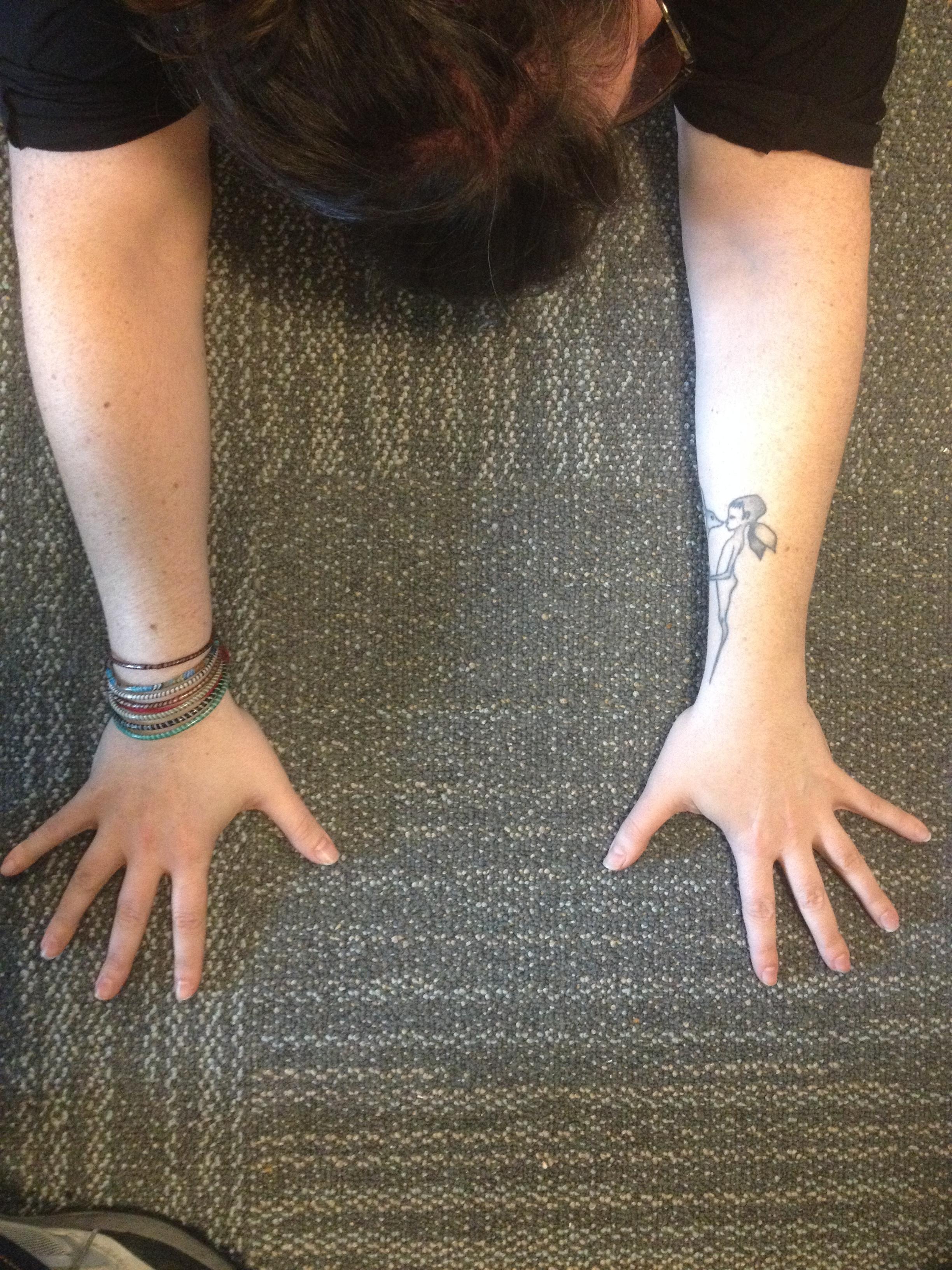Comparing Shoulder Rotations...