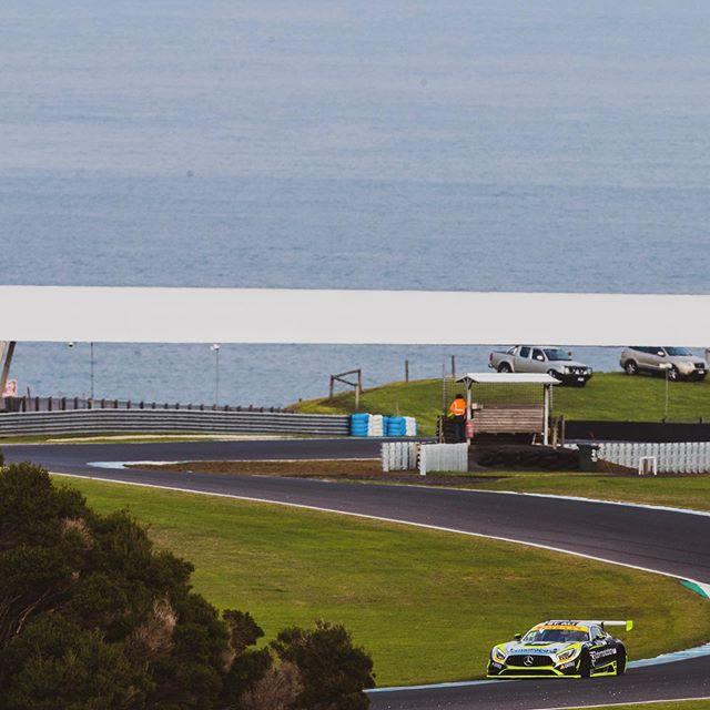 Friday arvo drive by the seaside 📸 #MercedesBenz #GT3
