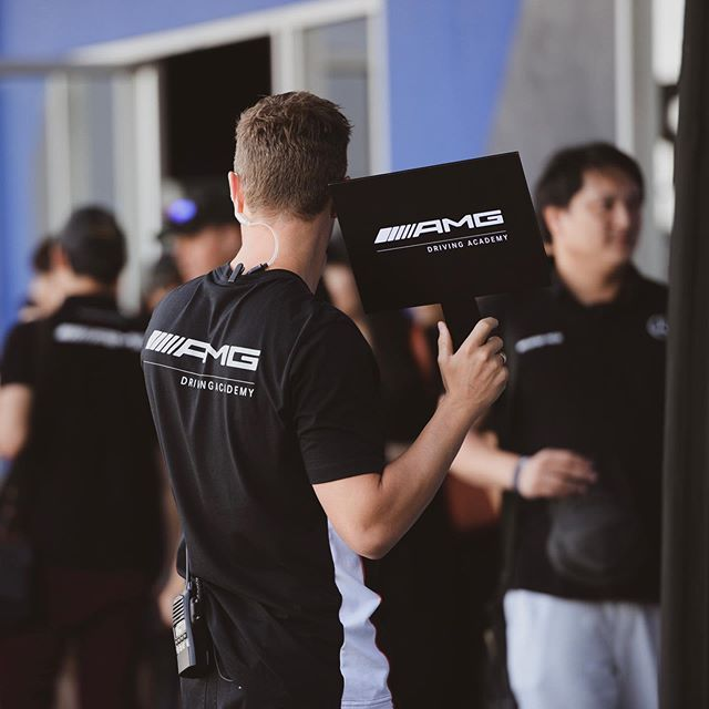 ⛔️ AMG Driving Academy Thailand. #AMG #MercedesBenz