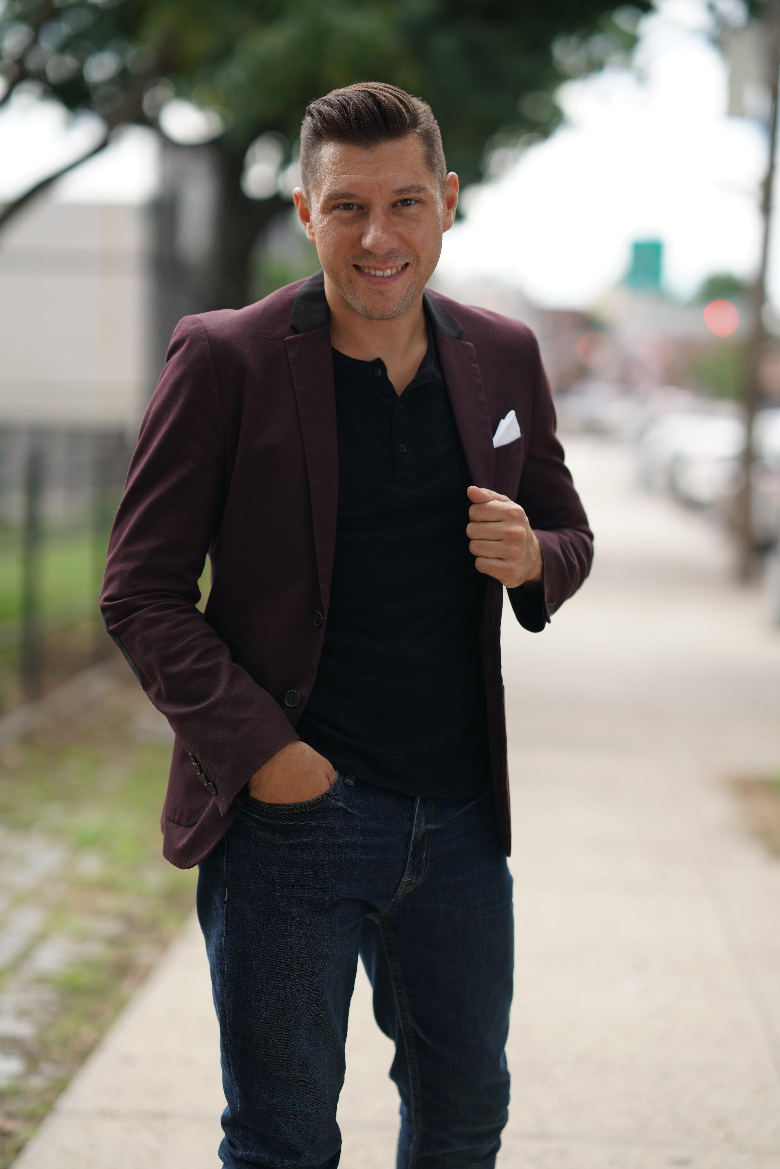 Justin Boccitto - Theatre, Film, Music, Dance | Director, Choreographer, Teacher