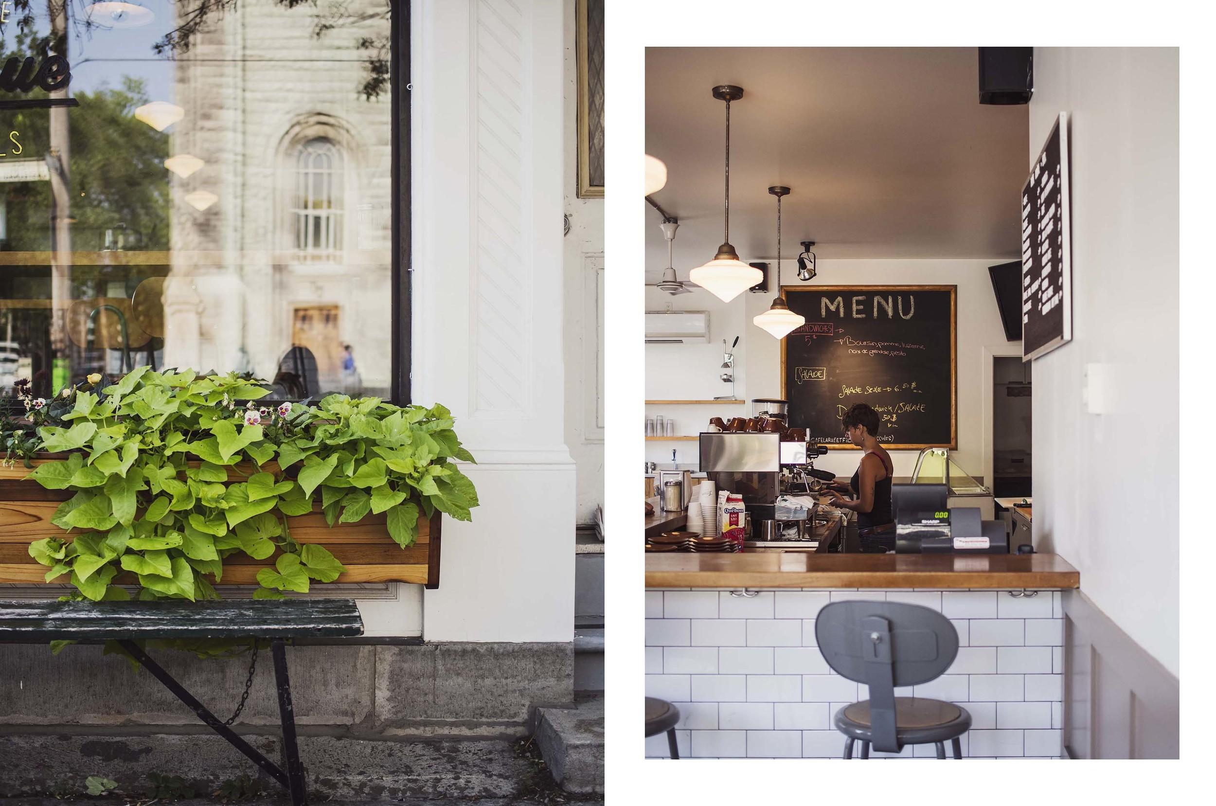 Café Larue et fils