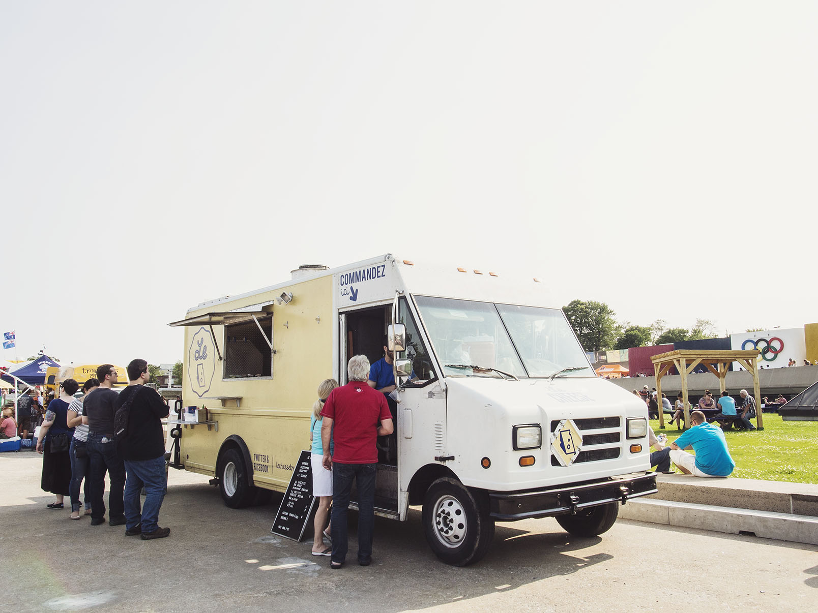 Le Cheese Truck
