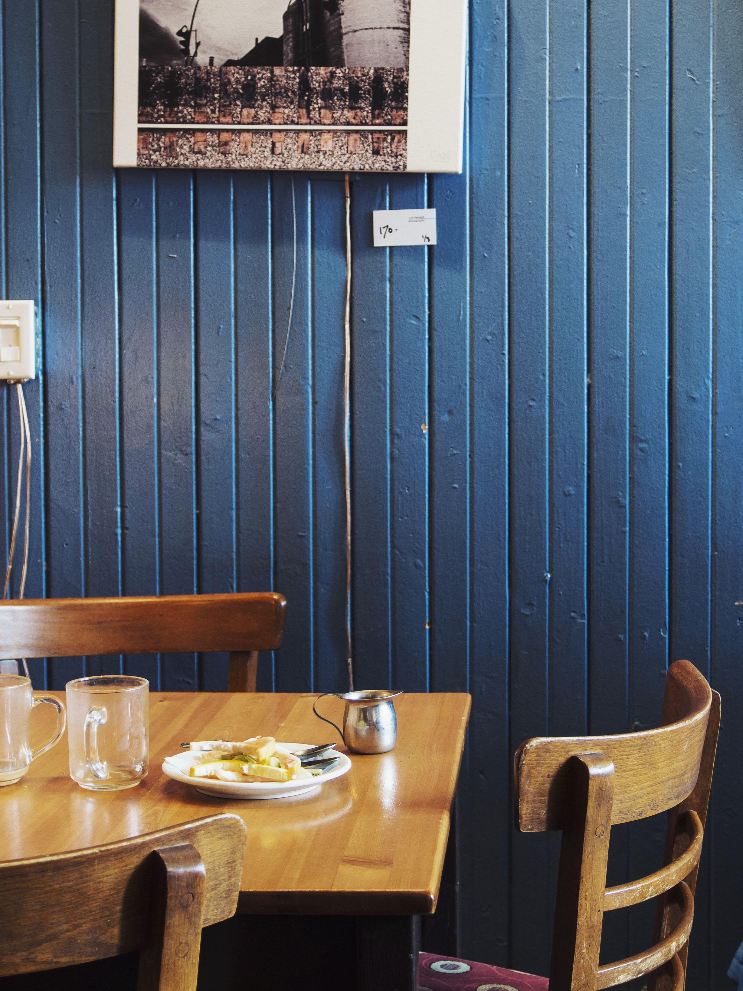 Café Les Entretiens