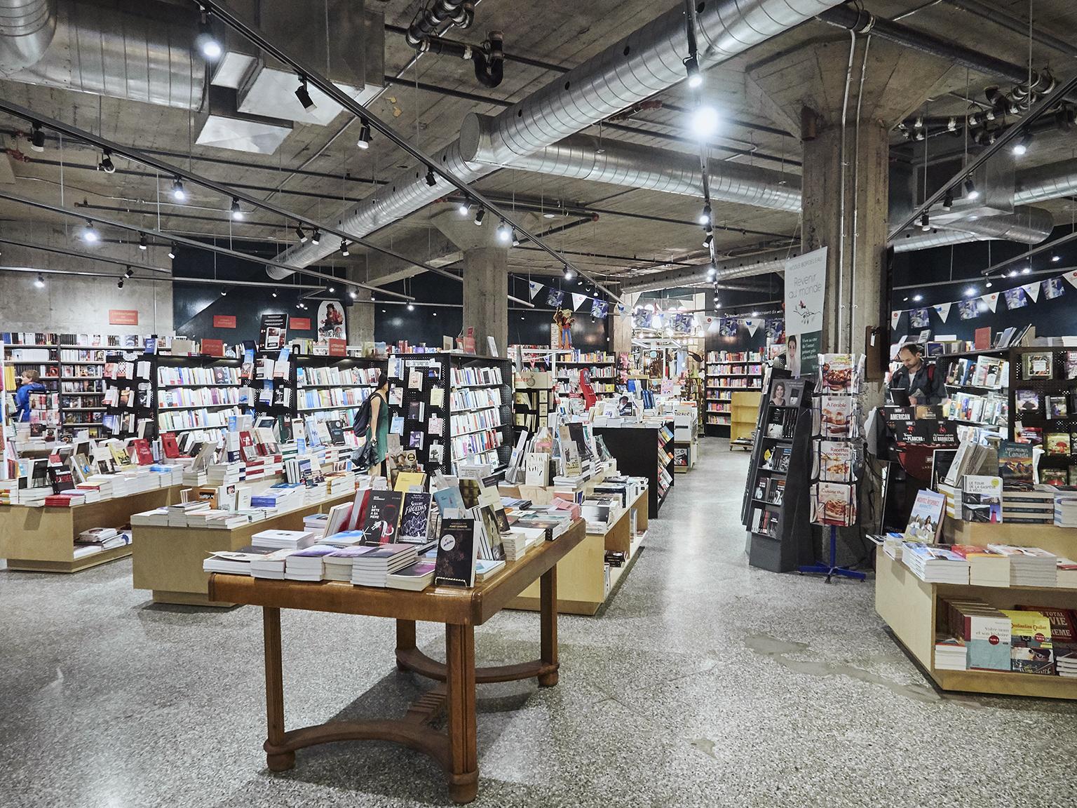 Librairie de Verdun