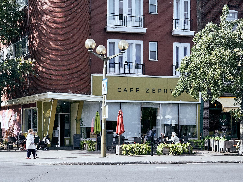 Café Zéphyr