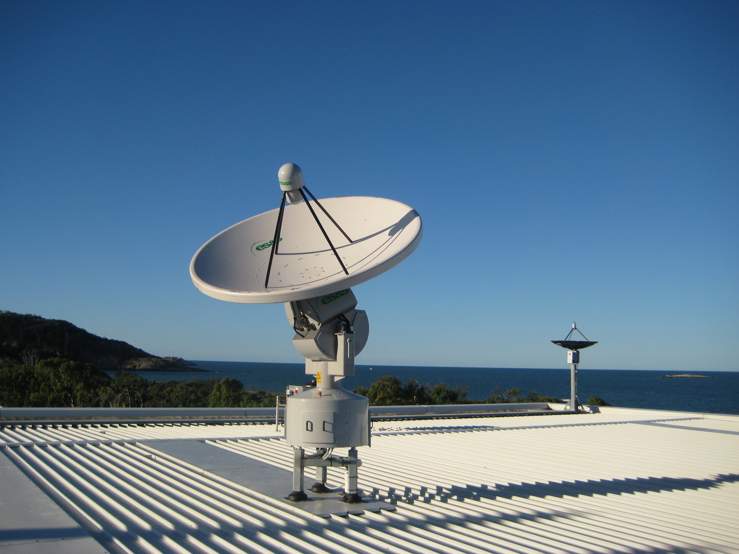 S-band Weather Radar from EEC — ESS Weathertech