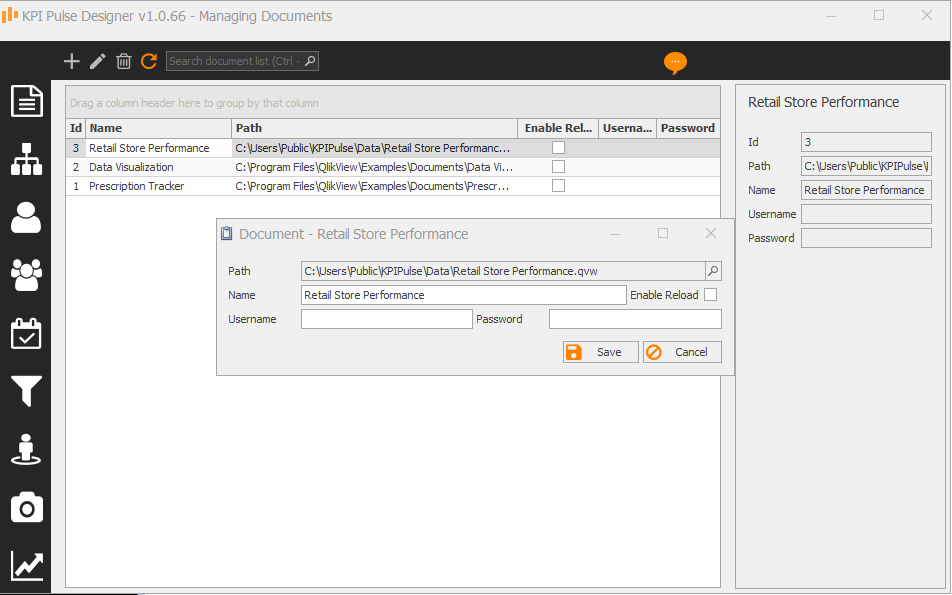 QlikView Reporting - add documents.png