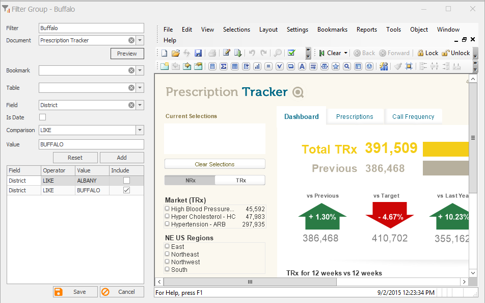 QlikView Reporting -Filter Group with Preview.png
