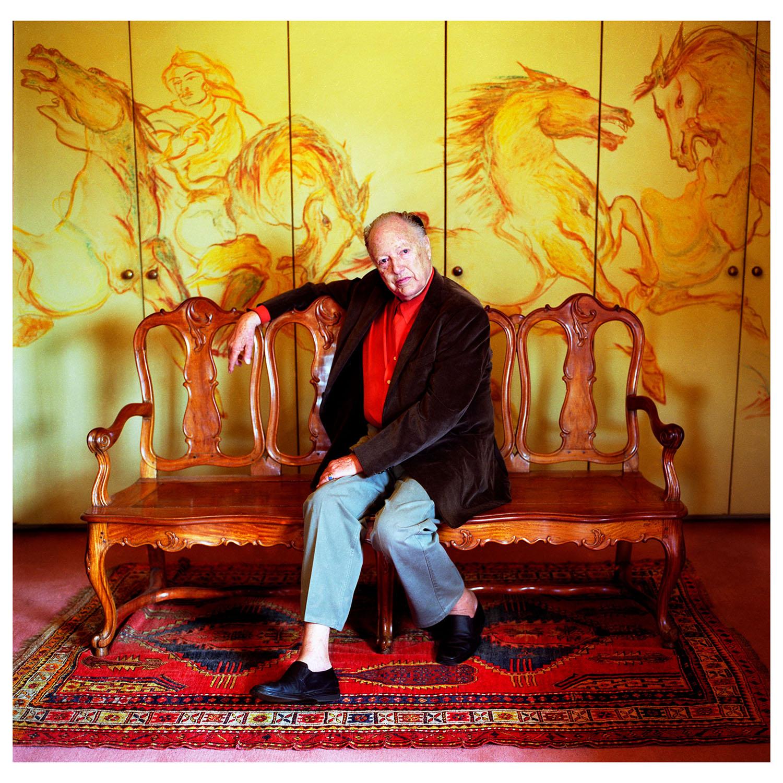 Leslie Walford, Sydney.     National Photographic Portrait Prize, 2008.