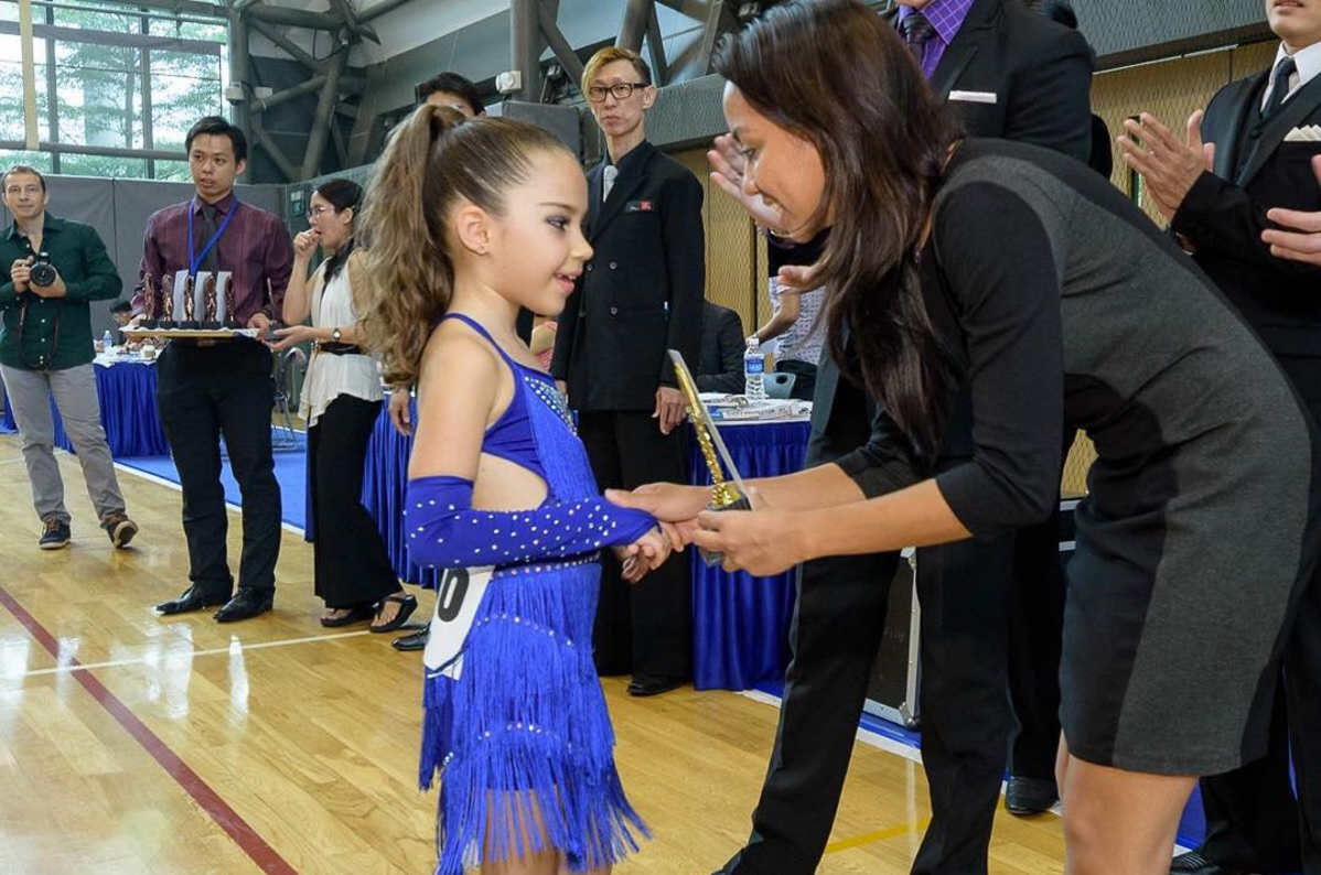 It's always a fulfilling feeling handing recognition to the best dancers after judging. Check out more of my judging in Asia   here  .