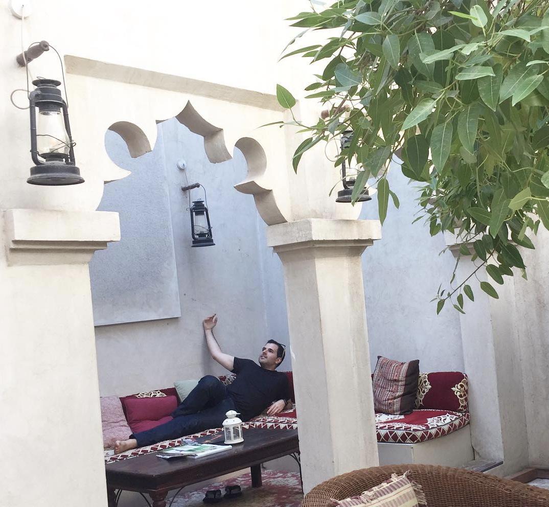 Oli of Arabia 😂