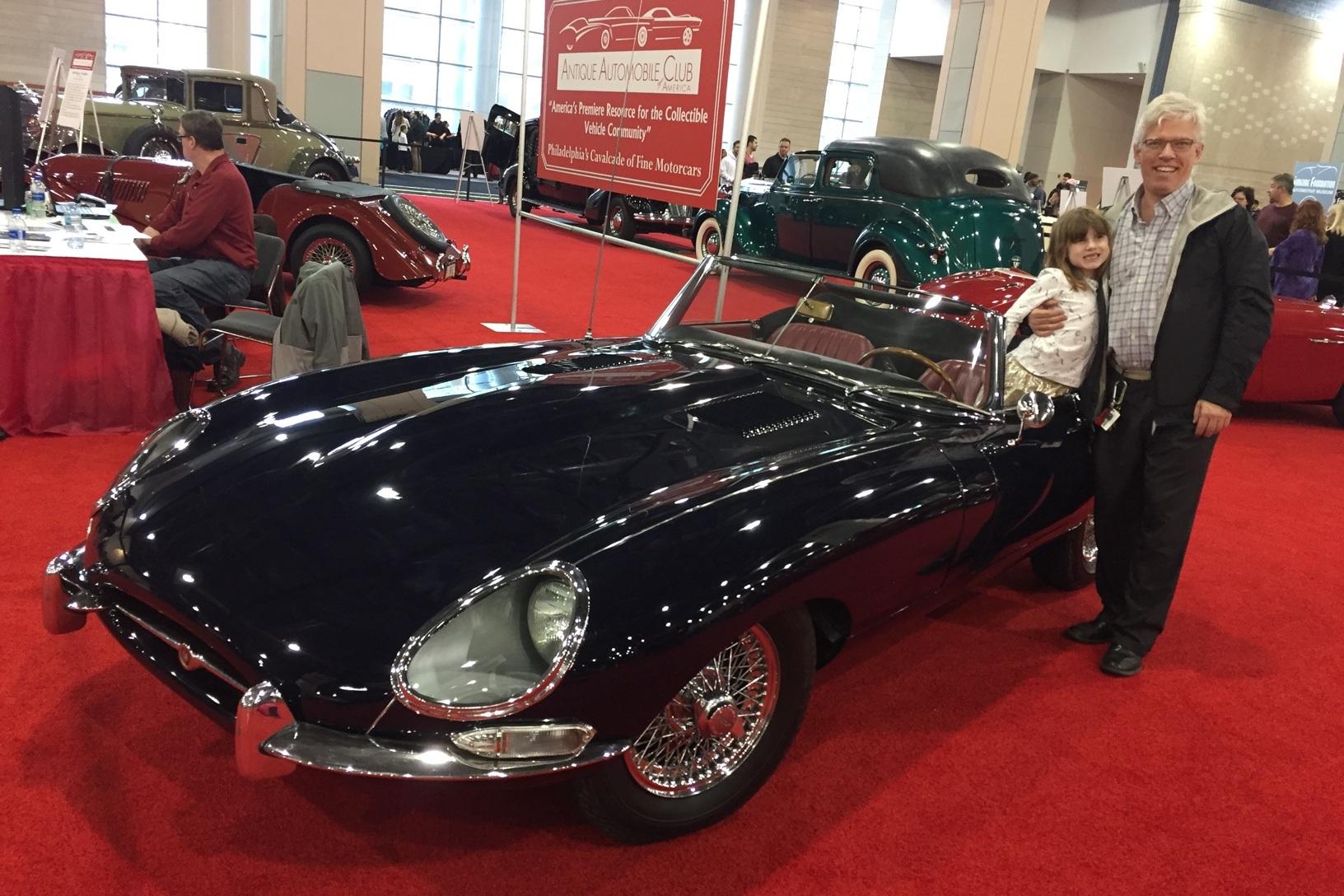 Gandolf - William Polis / Alexis Polis1967 Jaguar E-Type