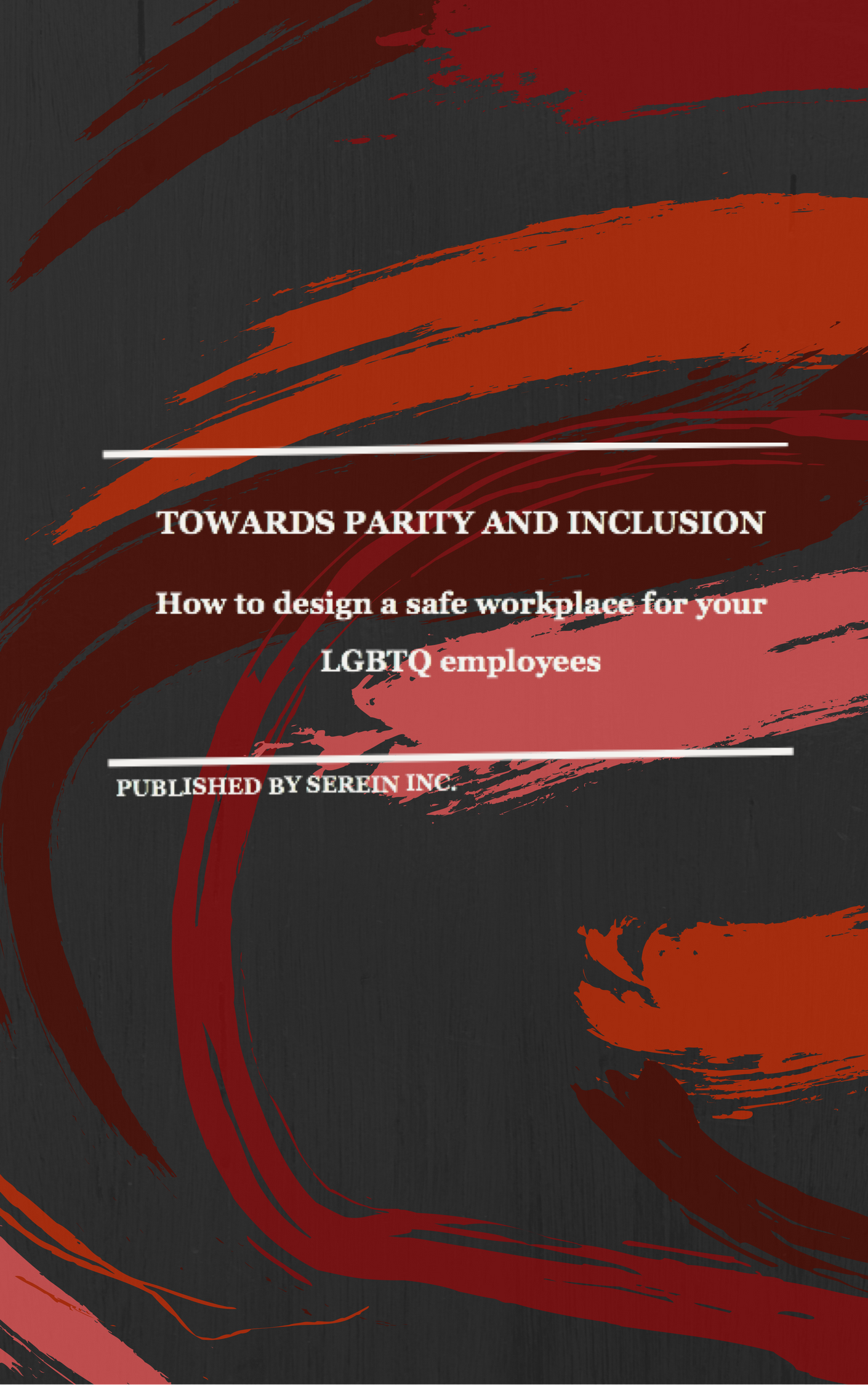A safe workplace doesn't denote a queer employee sends out a notification informing colleagues about their orientation. It suggests an equal space for a straight and a gay employee to refer to their partners in casual conversation without the fear of bias.  Price on request