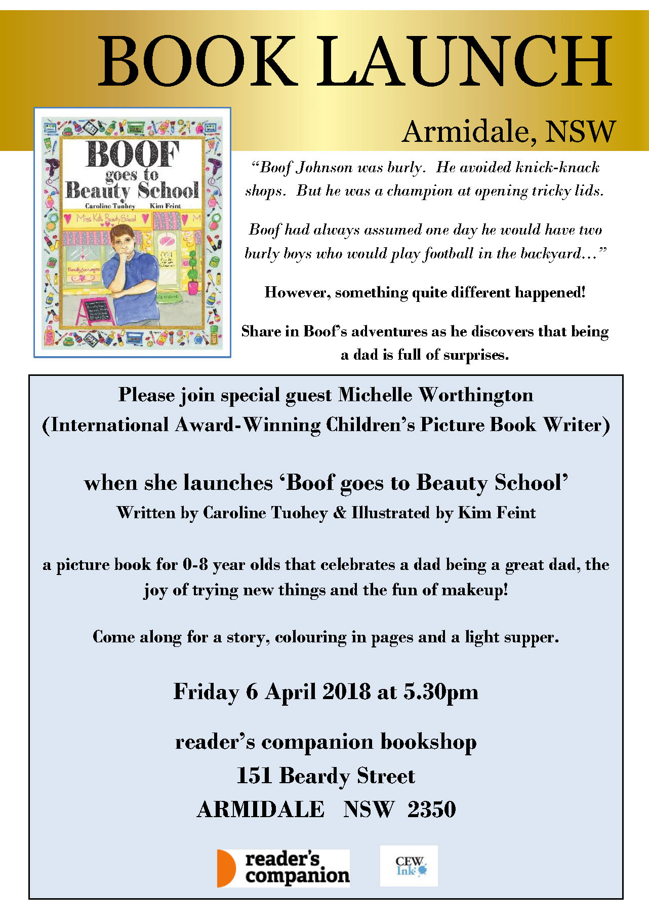 Armidale Book Launch Invitation.jpg