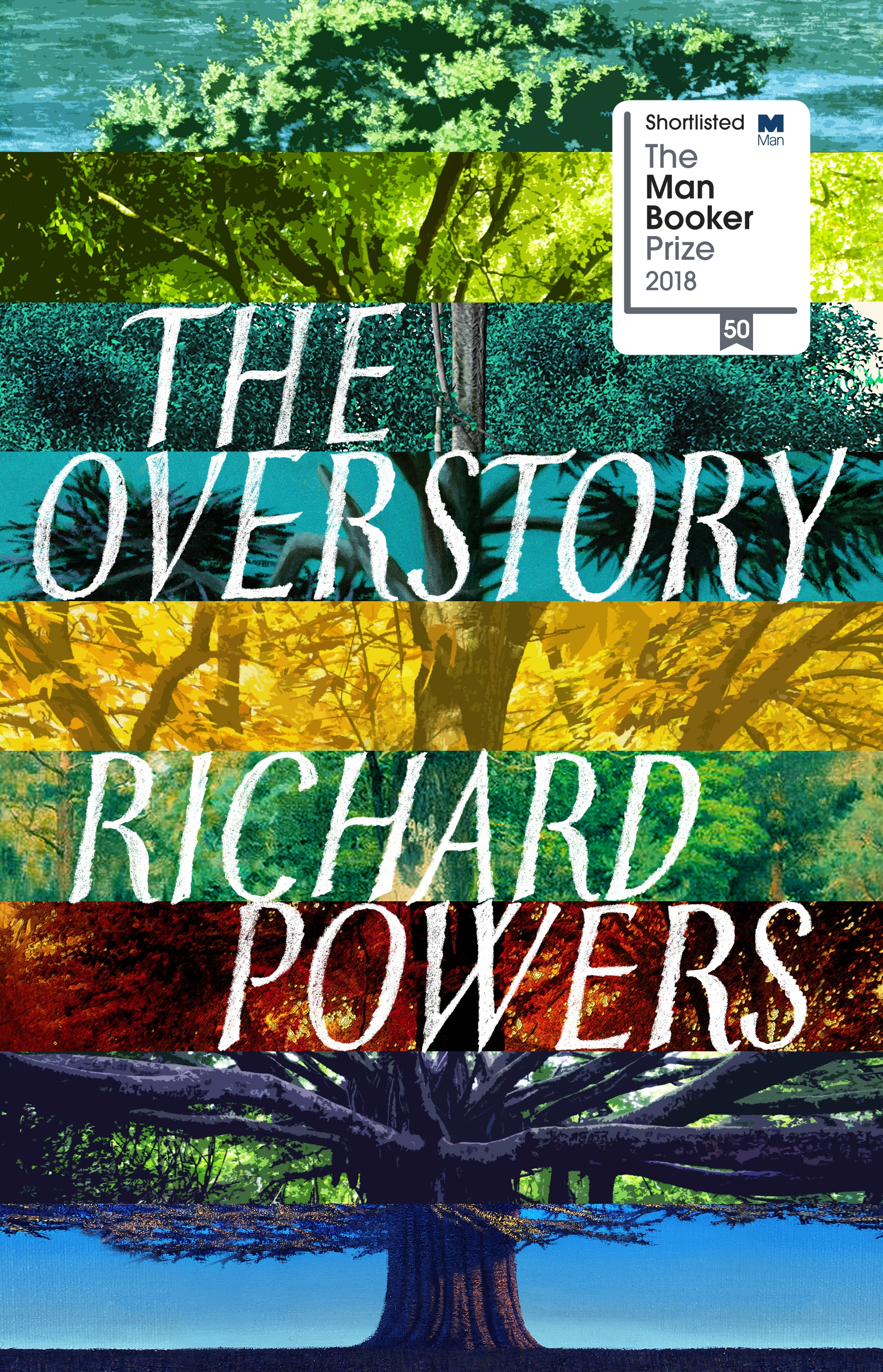 The Overstory - This story is about trees, it unravels in concentric circles much like the rings of a tree. Perhaps it was that I read this while in some of the old growth forests but I thought the story was well deserving of the man Booker short list.We have sold out but expect more copies in this week.