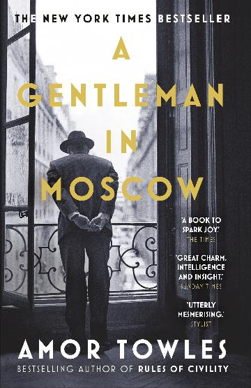 A Gentleman In Moscow - I know this is not a new book but I have had so many customers telling me to read it I couldn't wait any longer.Have you ever fell in love with the main character in a book - Count Rostov is the one, a gentle soul who sees the world through very special eyes. If you haven't read it please pick up a copy and treat yourself.