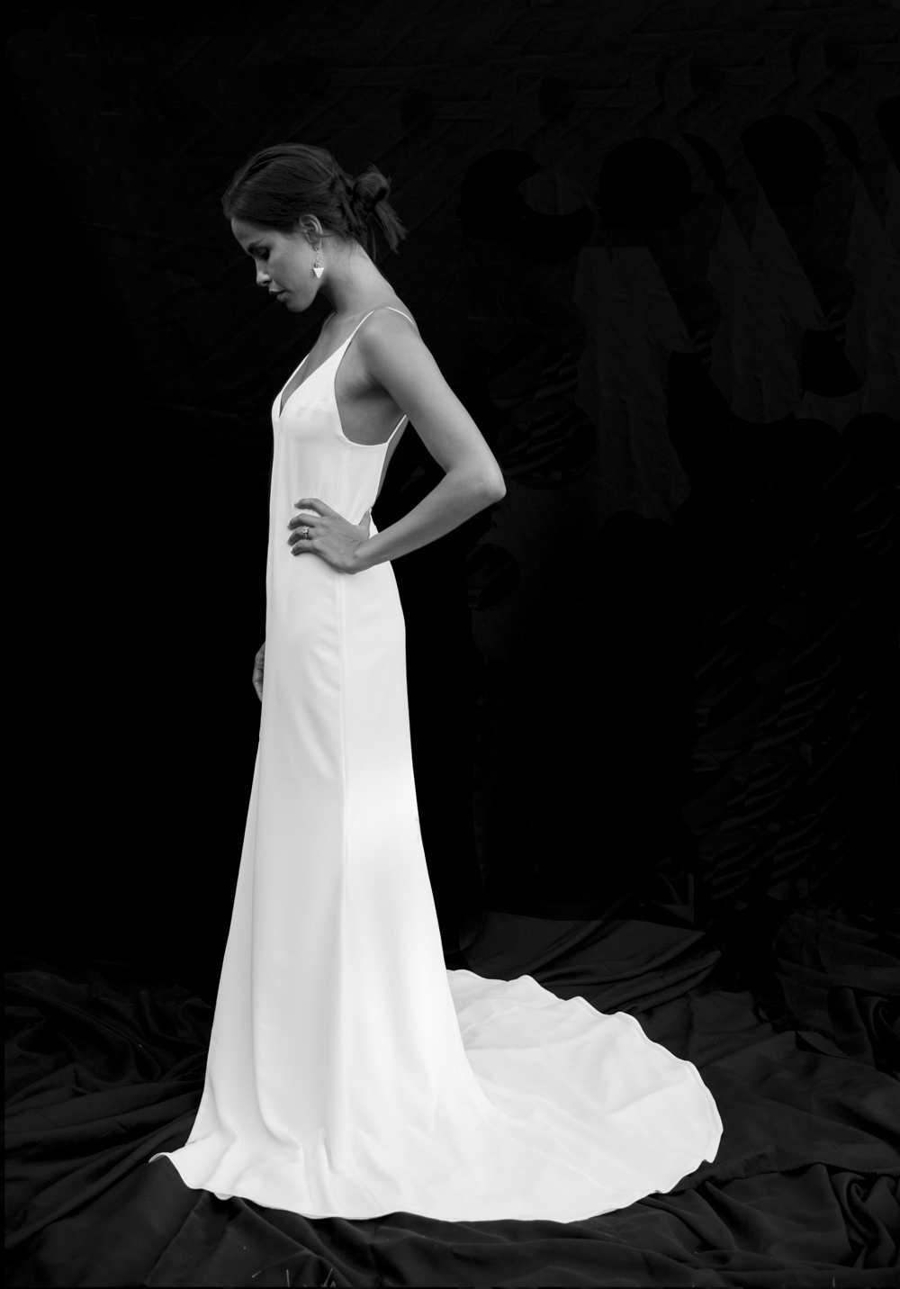 Chase Those Waterfalls - MARIA GOWN