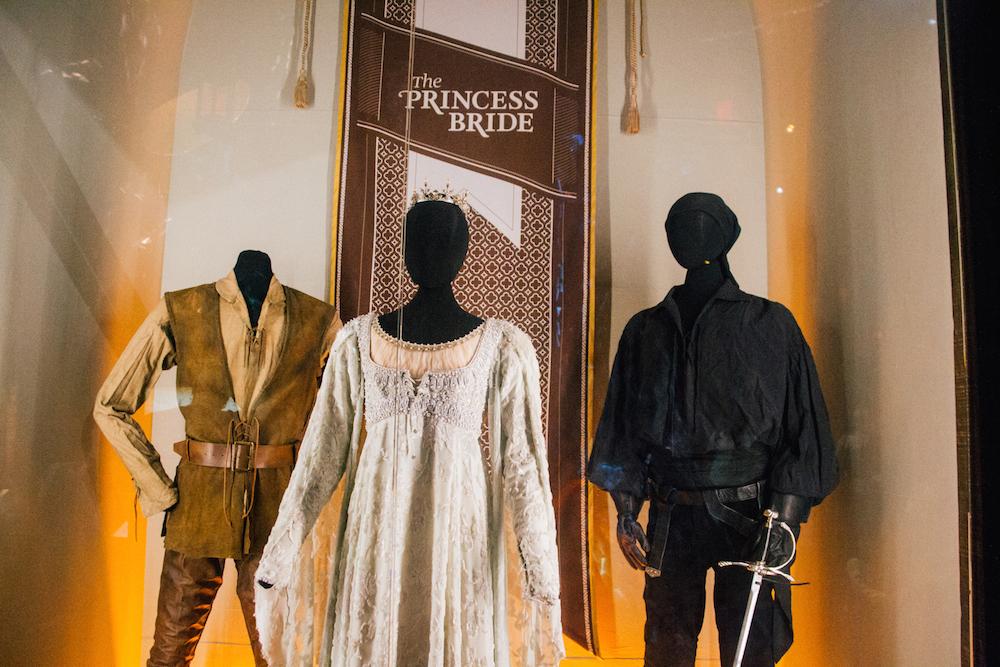 "the original costumes (""inconceivable!!!!!"")"