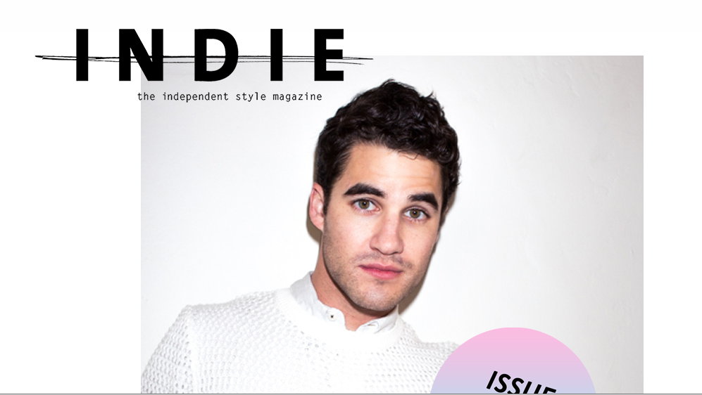 Darren Criss - INDIE Magazine