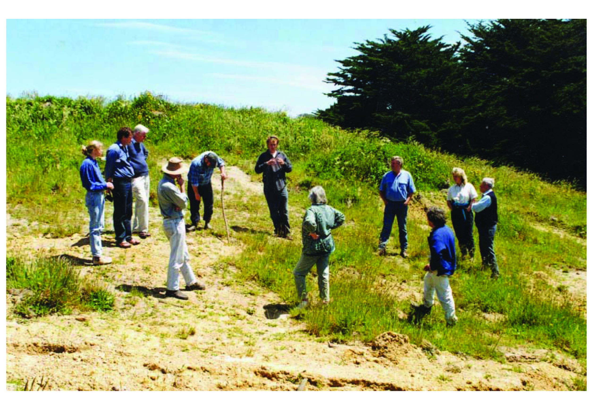 Southern Otway Catchment Management Plan, Landcare Field Inspection - Apollo Bay Area, Victoria