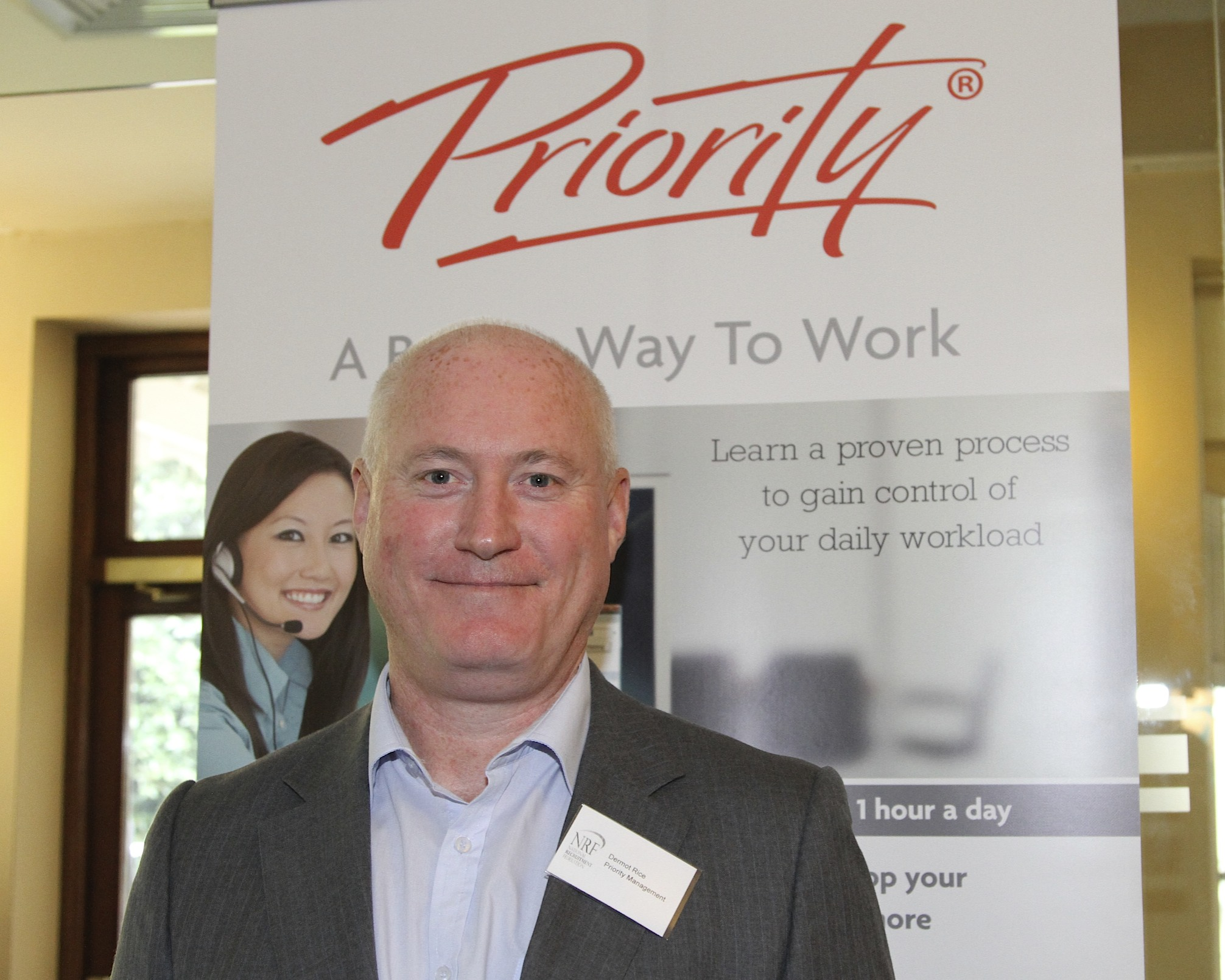 Dermot Rice (Priority Management) Cycle Ataxia Project Manager