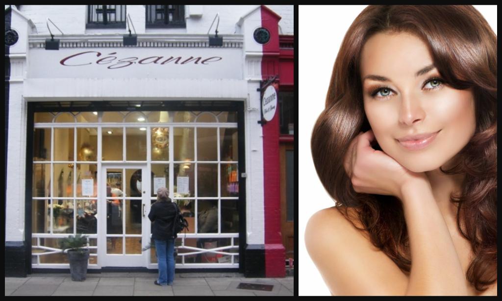 €50 Voucher for Cezanne Hair Salon in Dublin
