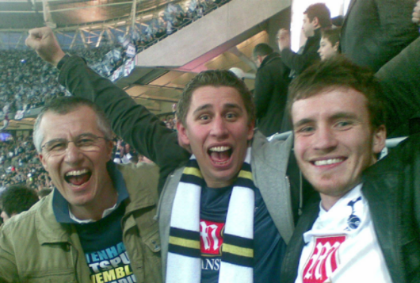 Carling Cup Final, 2008. A rare victory over Chelski