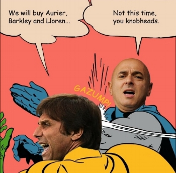 Everybody pays the Levy......