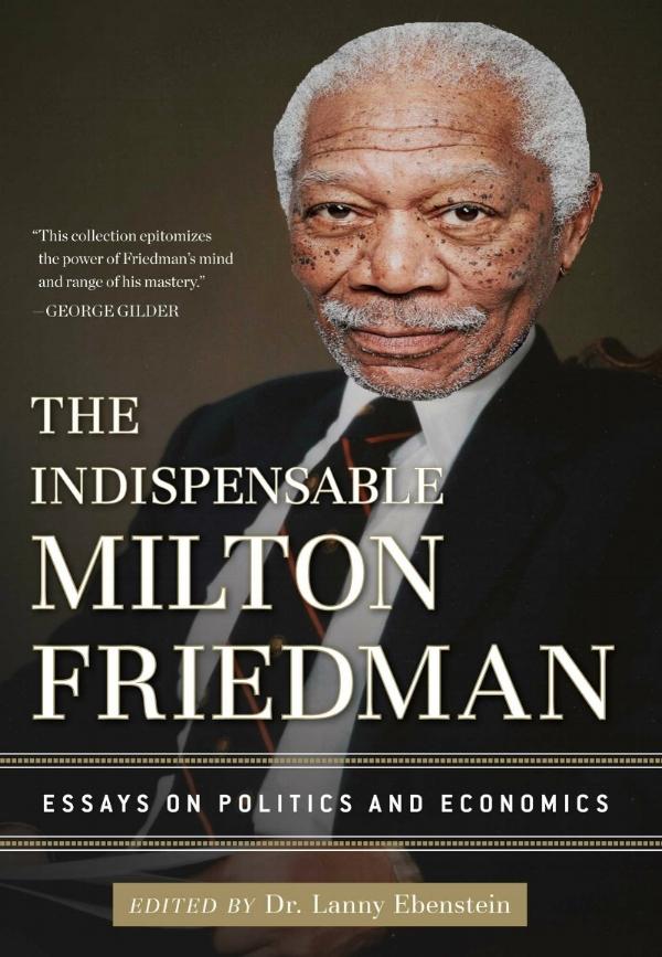 Morgan Freeman: Great actor, average economist