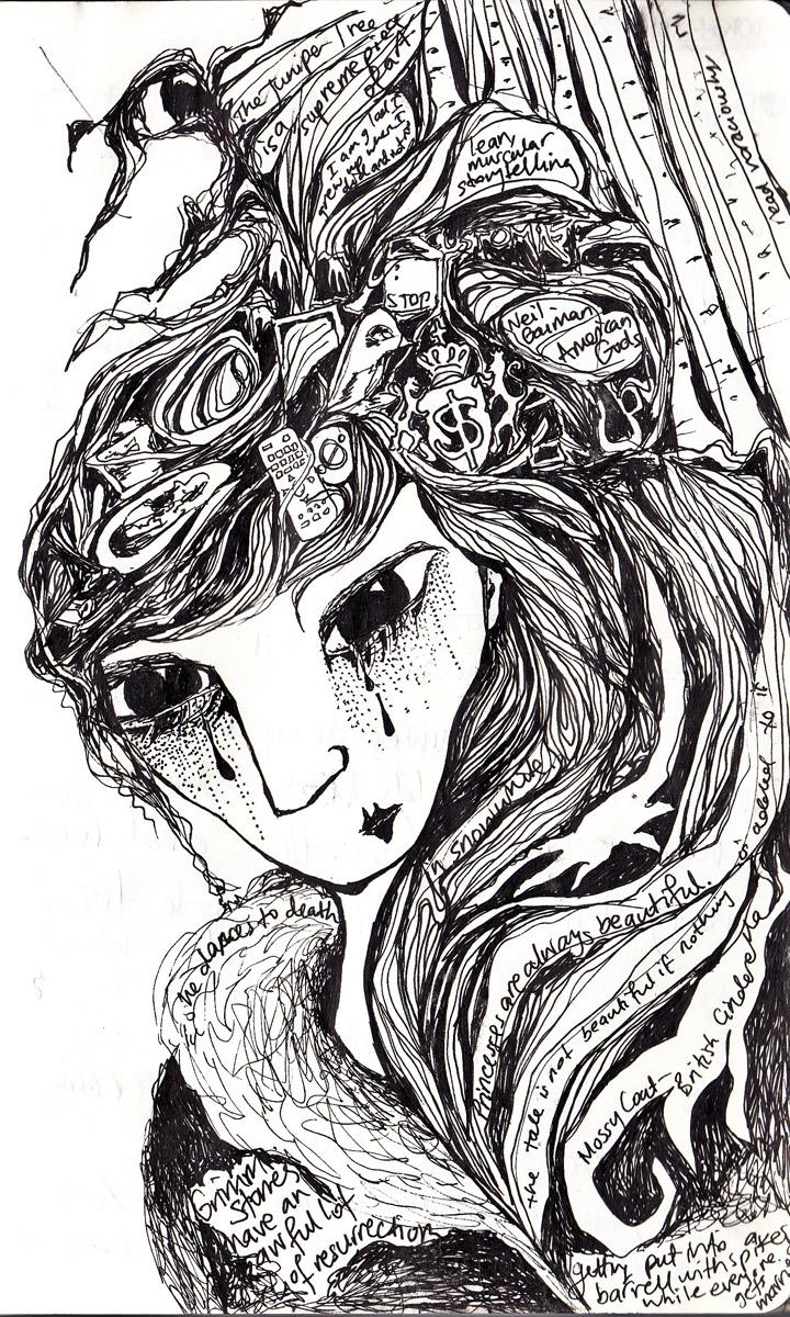 Drawing_Princess Grimm.jpg
