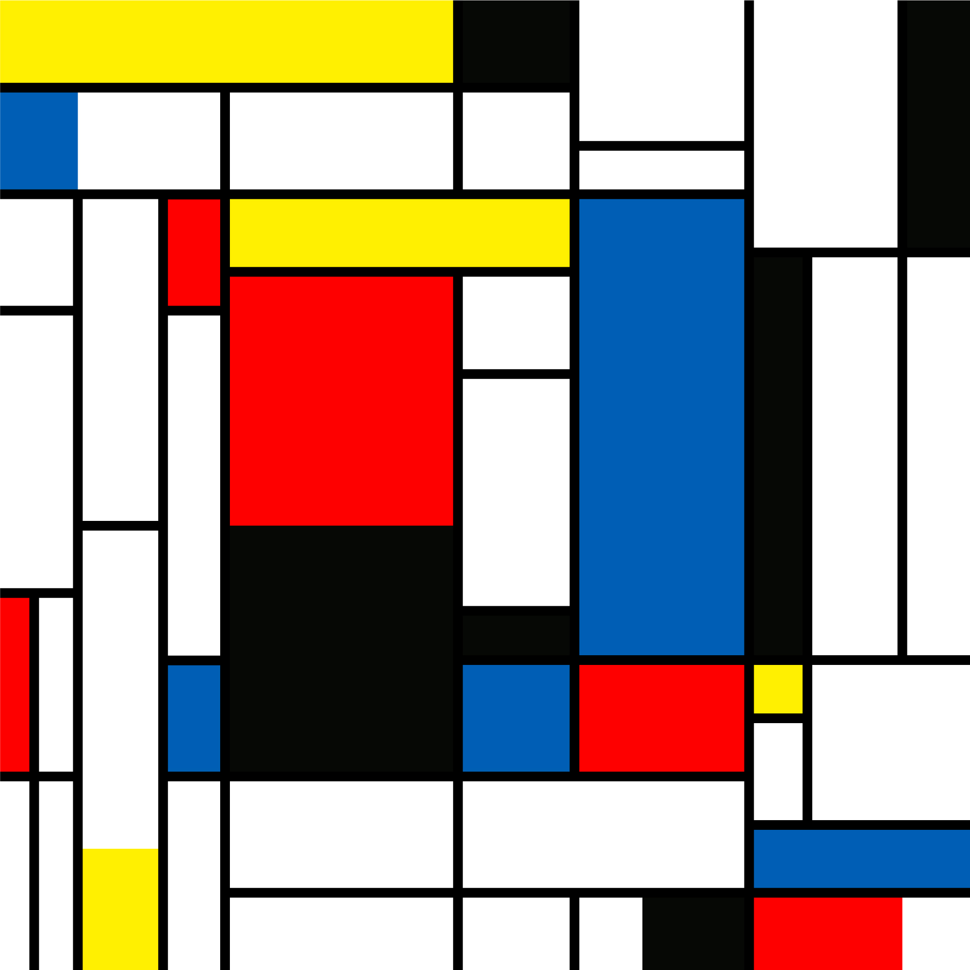 """D for De Stijl 