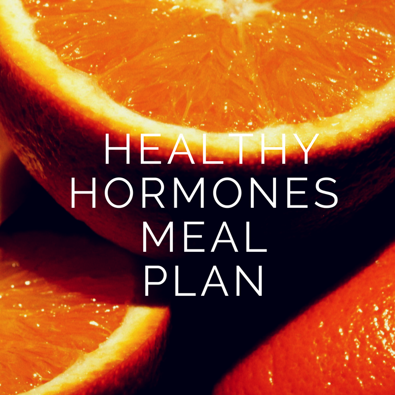 Hormones are chemical messengers that control all the systems of the body and they all work in sync. This meal plan focuses on introducing hormone balancing foods and superfoods, as well as the nutrients needed to create those important hormones.