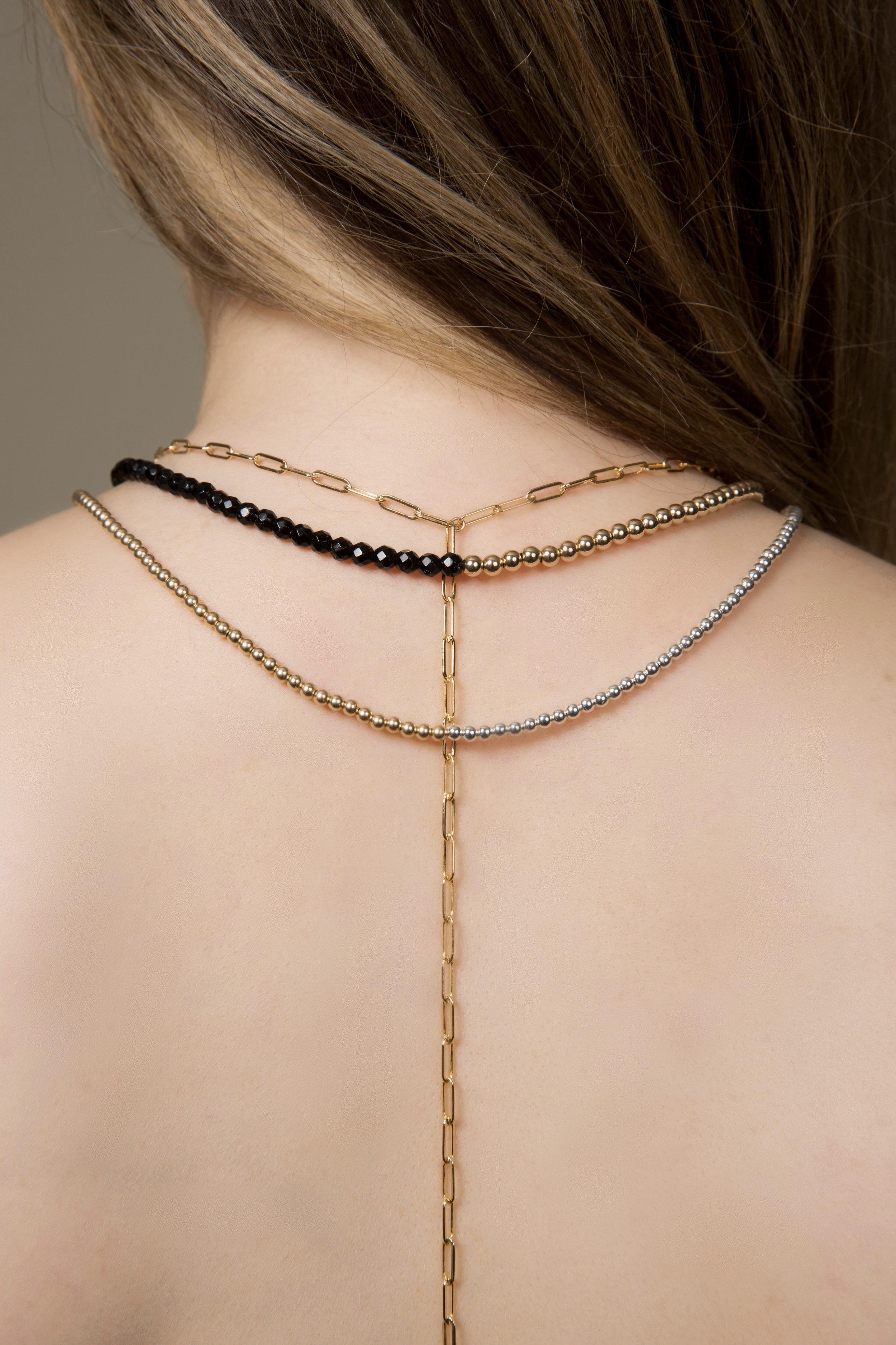 - necklaces