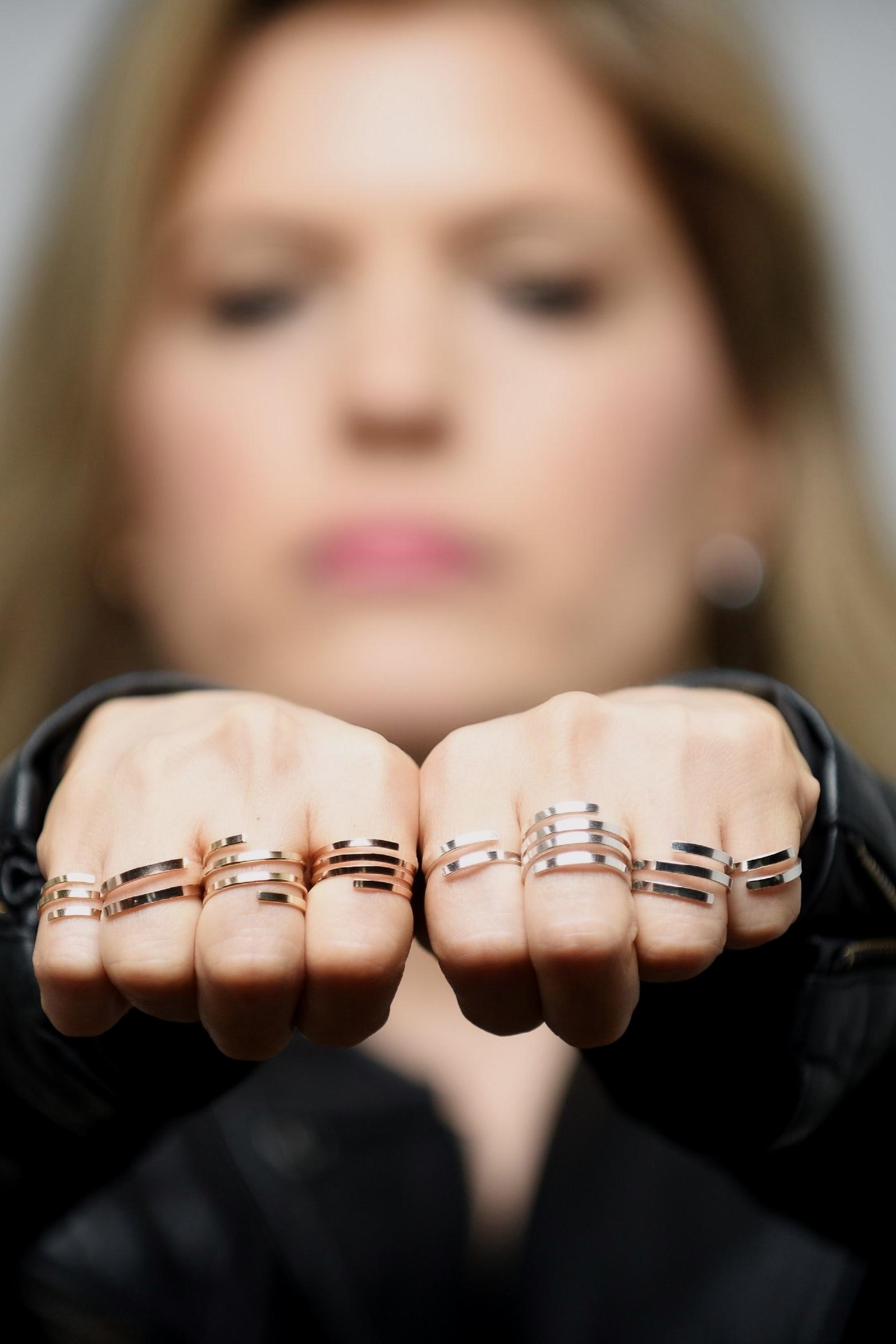 - rings
