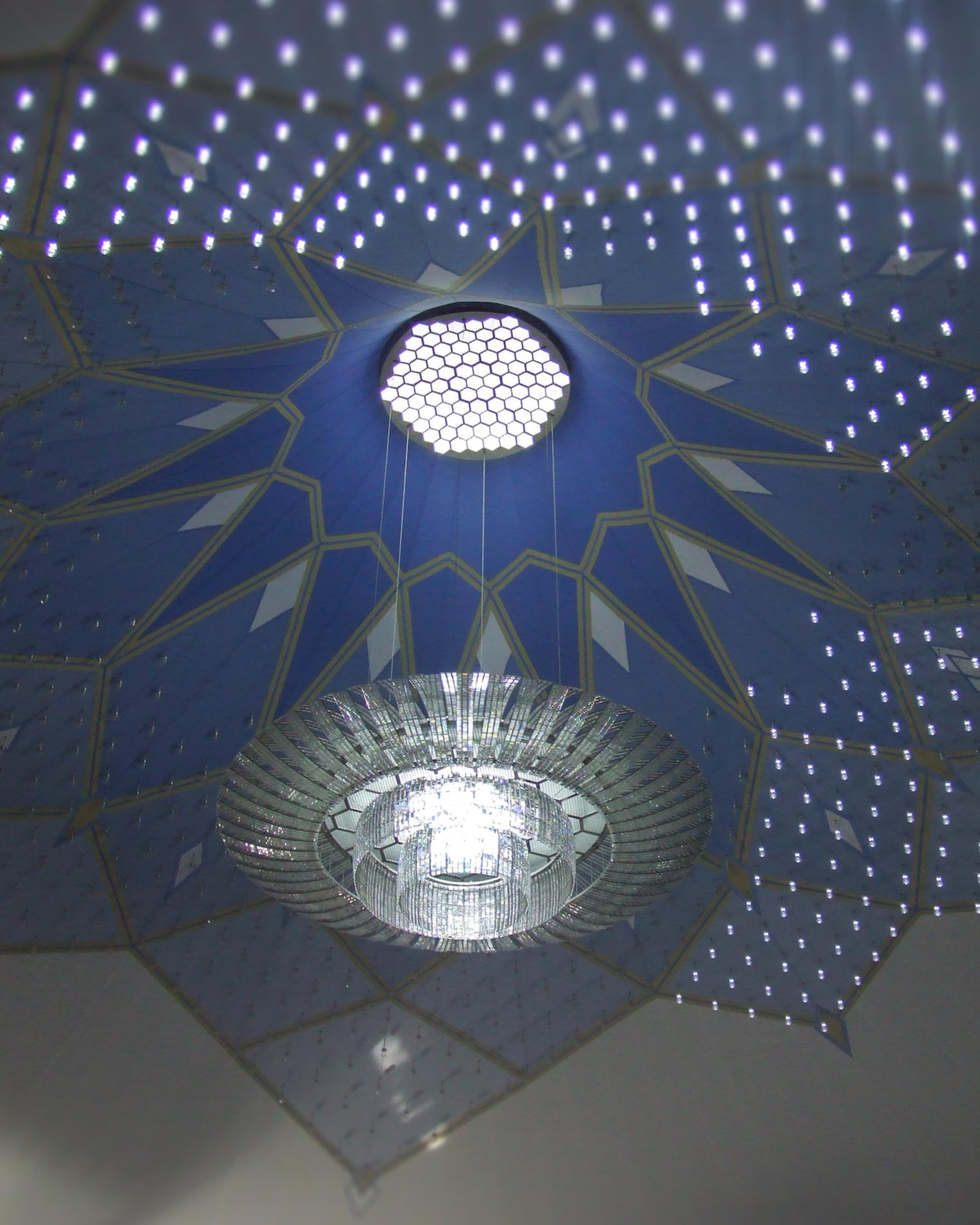 Terminal - Membrane Inner Ceiling