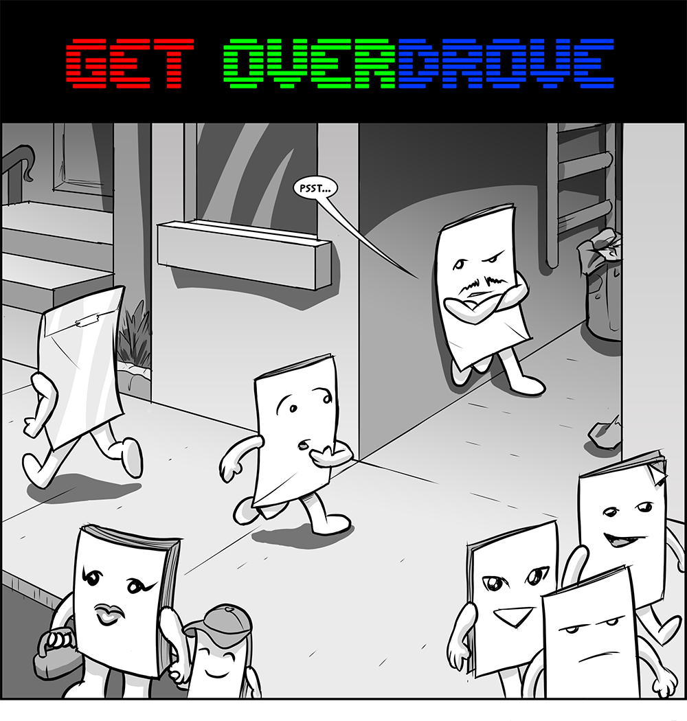 Get Overdrove 1