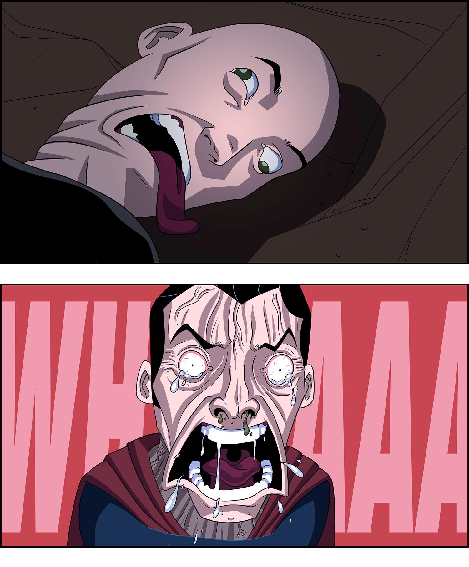 Luthor V Superman